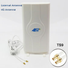 49dBi 4G LTE Booster External MIMO Antenna TS9 Telstra Optus for Huawei /ZTE AU