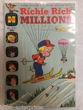 Richie Rich Millions #39 Comic Book Harvey 1970