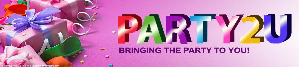 Party2u Party Shop