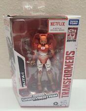 Transformers War For Cybertron: ELITA-1 Netflix Walmart Exclusive Figure NEW