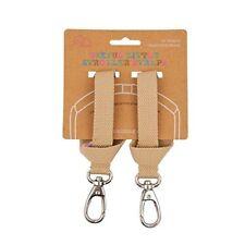 Pink Lining Buggy/Stroller/Pram/Pushc hair Changing Bag Straps