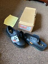 Mens Tuskers Steel Toe Shoe Safety Shoe Size 6
