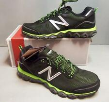 New Balance mt710bg2 Negro O Gris Trail Running Zapatos Deportivos Tamaños! Nuevo En Caja 710