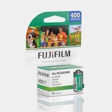 Fujifilm 400 Color 35mm Film (36 Exposures)
