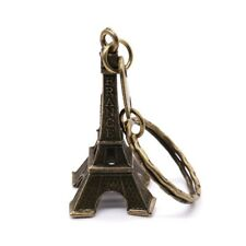 10pcs Eiffel Tower Key Rings Keychain Souvenirs Party Birthday Gift Supplies