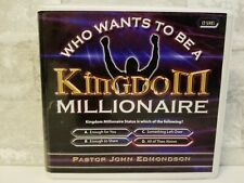 Who Wants To Be A Kingdom Millionaire 3 CD Set Christian Audiobook