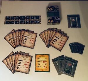 SPACE CRUSADE BOARD GAME BY MB - SPARES