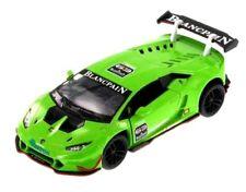Kinsmart Lamborghini Huracan LP620-2 Super Trofeo Car 1:36 Scale New GREEN