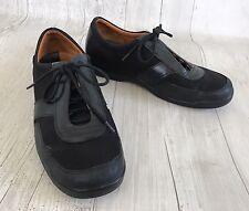 Cole Haan G Series Black Leathexfords Women's Shoes sz 10B