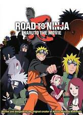 Naruto Shippuden Road to Ninja the Movie 6 Combo Pack Blu-ray + DVD