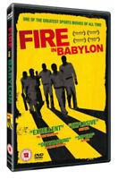 Fire IN Babylon Viv Richards Petit Lapin Wailer Revolver Région UK 2 DVD Neuf