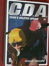 GUNDAM C.D.A. N° 14- DI: HIROYUKI KITAZUME -MANGA STAR COMICS - cda- esaurito