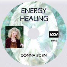 ENERGY HEALING - Donna Eden [DVD - 1h44m]