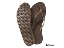 Carhartt WA076  Women's Mackinac Nubuck Flip Flop sz 7  [CA#8] FREE ship in US