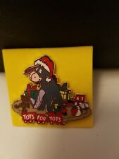 Disney Soda Fountain Toys for Tots 2013 Eeyore Pin Limited Edition 500