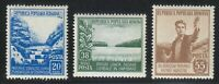 Romania 1953 MNH Mi 1439-1441 Sc 941-943 Month of the Forest / Waterfall **