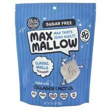 Max Mallow Low Carb Keto Marshmallows by Know Brainer Foods - Classic Vanilla