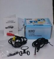 BOYO VTK350 - Flush Mount Backup Camera with Night Vision