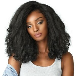 Sensationnel Synthetic Hair Half Wig Instant Weave Curls Kinks & Co RAINMAKER