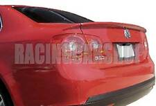 PAINTED OE-STYLE 3PCS TRUNK LIP SPOILER Fit For VW JETTA 5 MK5 2006-2011 v014F