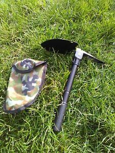 Mini pelle pliante pour camping pêche randonnée