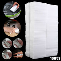 100* Magic Cleaning Sponge Eraser Kitchen Cleaning Melamine Foam Cleaner Eyeful