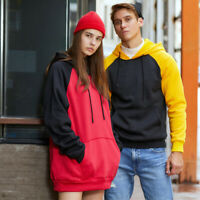 Women Men fleece Shirts Hooded Sweatshirt Coat Jacket Outwear Jumper Activewear