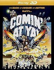 Comin' at YA 1981 3d US Blu Ray