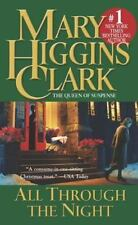 All Through The Night - Mary Higgins Clark Paperback