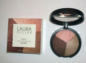 Laura Geller Eyeshadow Trio Coffee Berry Crunch - New in Box