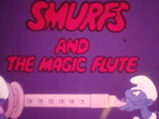"35mm Color Cartoon Feature Film ""SMURFS & THE MAGIC FLUTE"""