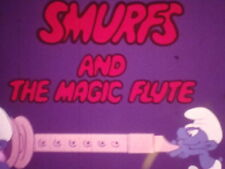 "35mm Color Cartoon Feature Film ""SMURFS & THE MAGIC FLUTE"" 1976"