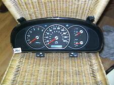 instrument cluster kia carnival 20020813 mph kmh cockpit CLOCKS Speedometer