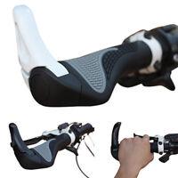 1 Pair Ergon Bar End Handlebar Grips Cycle Bicycle Mountain Bike MTB Ergonomic