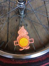 VINTAGE 1988 KELLOGS FROSTIES TONY TIGER BICYCLE SPOKE REFLECTOR RALEIGH CHOPPER