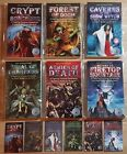 Fighting Fantasy ***SIX BRAND NEW BOOKS!*** Wizard Steve Jackson Ian Livingstone