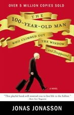 The 100-Year-Old Man Who Climbed Out the Window and Disappeared-Jonas Jonasson