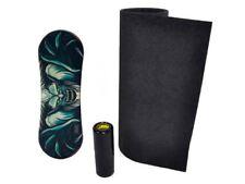 Trickboard Yeti + Roller + Carpet - Indo Board Rollerbone Balance
