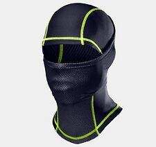 Under Armour Cold Gear Hood Gesichtsmaske Infrarot Kapuze Navy NWT Close Out SALE