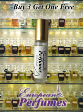 Amber white perfume, body oil, unisex fragrance concentrated roll-on 1/3 oz