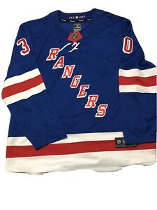 Henrik Lundqvist Fanatics  New York Rangers Jersey Size Men's XXL Brand new