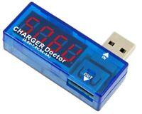 USB Multimetre Affichage de la Tension Voltmètre Courant Appareil Mesure Testeur