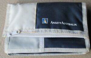 Ansett Australian Amenities Kit Vintage Socks Sticker
