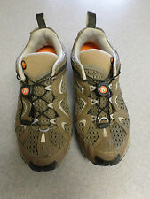 """Merrell """"Overdrive Chocolate/Pearl Blue"""" Hiking Shoes. Women's 10 (eur 41)"""