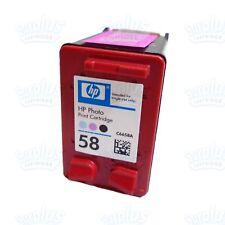 New Genuine HP 58 C6658AN PHOTO ink Photosmart 7660 7755 7760 7960 7260 7150