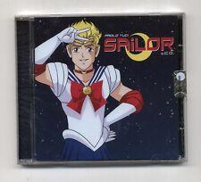 Cd PAOLO TUCI Sailor & Co NUOVO Sailor Moon Ken il guerriero Pollon Holly Benji