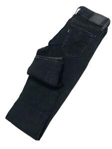 Levi's Women's Skinny Jeans 711 Skinny Jeans Black               (RRP £85)