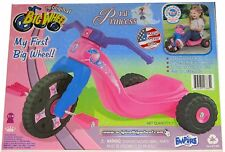 "Trike Little Princess My First Original Big Wheel for Girls 9"" Trike"