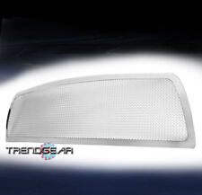 2010 2011 2012 DODGE RAM 2500 3500 FRONT MAIN UPPER MESH GRILLE GRILL CHROME 1PC