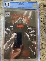 Venom #26 InHyuk Lee Trade Variant CGC 9.8 1st Appearance Virus